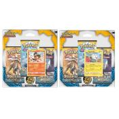 PACK 3 BOOSTERS POKEMON SOLEIL ET LUNE 1