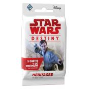 Star Wars Destiny : Booster Heritages