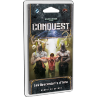 CONQUEST JCE : LES DESCENDANTS D'ISHA