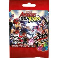 DICE MASTER BOOSTER MARVEL AVENGERS VS X-ME