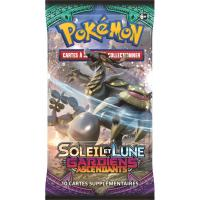BOOSTER POKEMON SOLEIL ET LUNE :GARDIENS AS