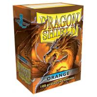 DRAGON SHIELD ORANGE (100)