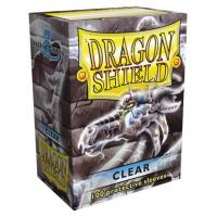 DRAGON SHIELD TRANSPARENT (100)