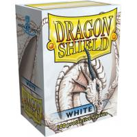 DRAGON SHIELD BLANC (100)