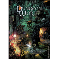 DUNGEON WORLD 2EME EDITION