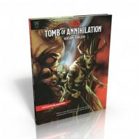 Dungeons & Dragons DD5 : Tomb of Annihilation - Version française