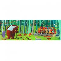 FOREST FRIENDS - 100 PIECES