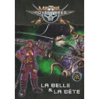 METAL ADVENTURES : LA BELLE ET LA BETE