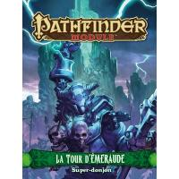 LA TOUR D'EMERAUDE - SUPER DONJON