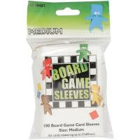 BOARD GAME SLEEVES 57X89MM (100)