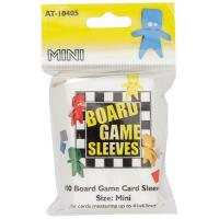 BOARD GAME SLEEVES 41X63MM (100)