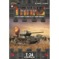 TANKS : T-34 EXTENSION DE JEU