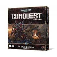 CONQUEST JCE : LE GRAND DEVOREUR