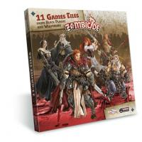 ZOMBICIDE BLACK PLAGUE : EXTRA TILES PACK