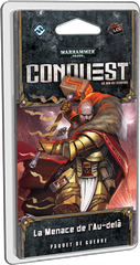 CONQUEST JCE : LA MENACE DE L'AU-DELA