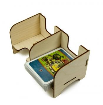 TABLETOP CARD HOLDER 2 TRAY STANDARD-SIZE G