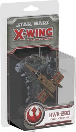 Star Wars X-wingG : HWK-290