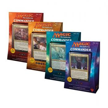 DECK COMMANDER 2017 VERSION FRANCAISE
