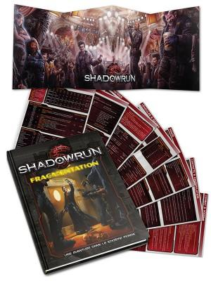 SHADOWRUN 5 : ECRAN + FRAGMENTATION