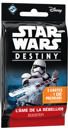 STAR WARS DESTINY : BOOSTER - L'AME DE LA R