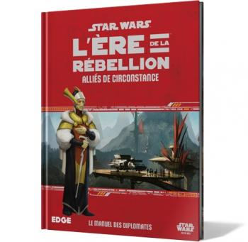 STAR WARS L'ERE DE LA REBELLION : ALLIES DE