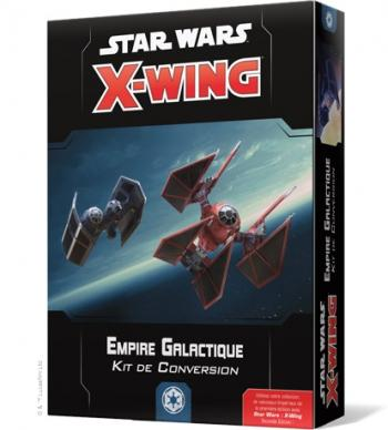 Star Wars X-Wing 2.0 : Kit De Conversion - Empire Galactique