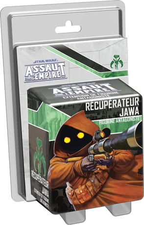 ASSAUT SUR L'EMPIRE : RECUPERATEUR JAWA