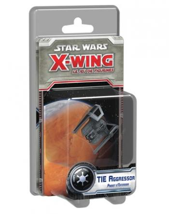 STAR WARS X-WING : TIE AGGRESSOR