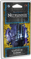 NETRUNNER JCE : LA CITE DE CHROME
