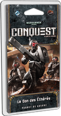 CONQUEST JCE : LE DON DES ETHERES