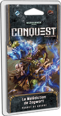 CONQUEST JCE : LA MALEDICTION DE ZOGWORT
