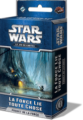 STAR WARS JCE : LA FORCE LIE TOUTE CHOSE