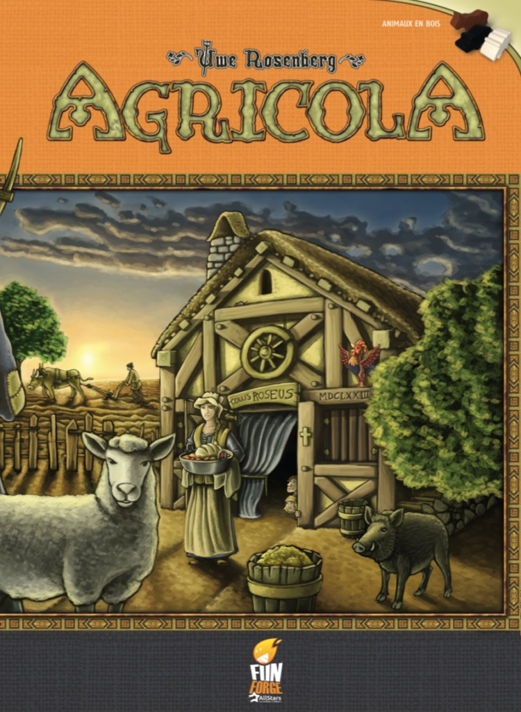 AGRICOLA EDITION REVISEE