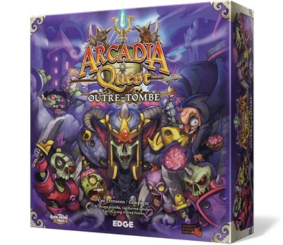 ARCADIA QUEST : OUTRE-TOMBE