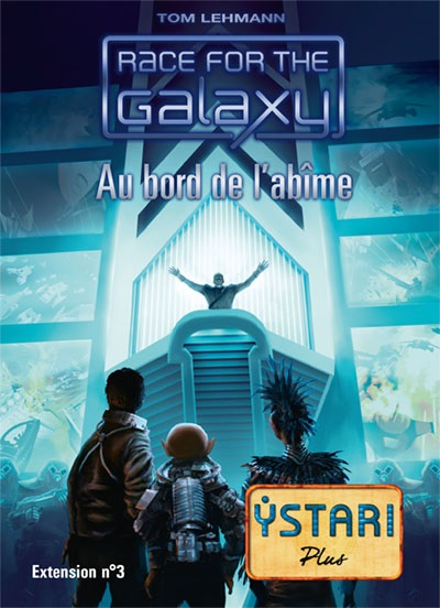 RACE FOR THE GALAXY : AU BORD DE L'ABIME