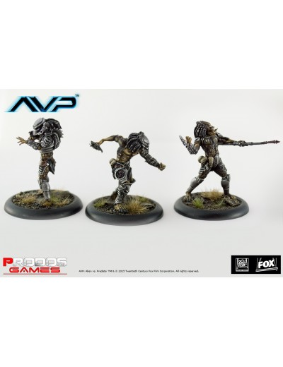 AVP - PREDATORS