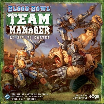 BLOOD BOWL TEAM MANAGER