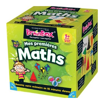 BRAINBOX MES PREMIERES MATHS