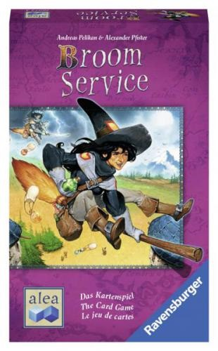 BROOM SERVICE LE JEU DE CARTES