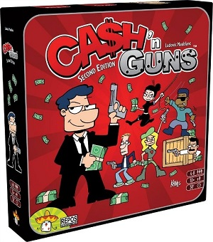 CASH & GUNS SECONDE EDITION