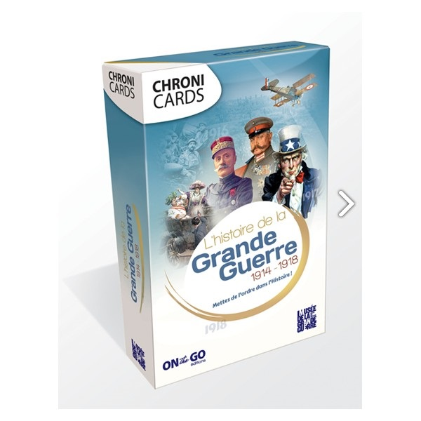 CHRONICARDS : LA GRANDE GUERRE