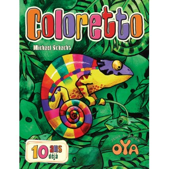 COLORETTO EDITION DES 10 ANS