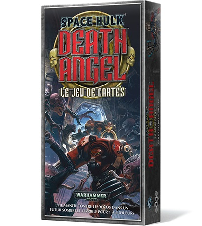 SPACE HULK DEATH ANGEL LE JEU DE CARTES