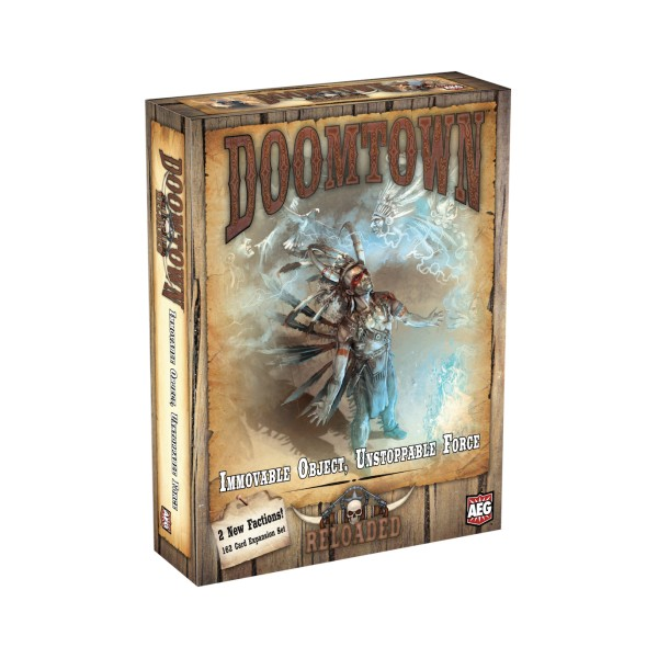 DOOMTOWN RELOADED LCG - IMMOVABLE OBJECT IN