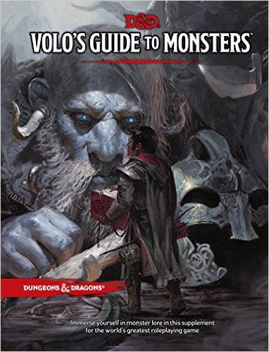 DUNGEONS & DRAGONS : VOLO'S GUIDE TO MONSTE