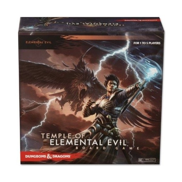 TEMPLE OF ELEMENTAL EVIL : BOARDGAME