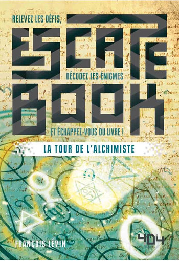 ESCAPE BOOK - LA TOUR DE L'ALCHIMISTE