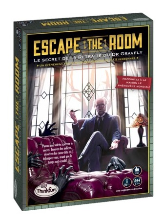 Escape The Room - Le Secret de la Retraite du Dr Gravety