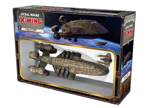 STAR WARS X-WING : CROISEUR C-ROC