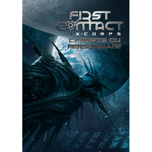 FIRST CONTACT : CARNETS DU PERSONNAGE